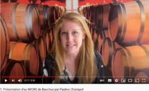 Lancement du podcast sur le vin et de sa chaîne YouTube
